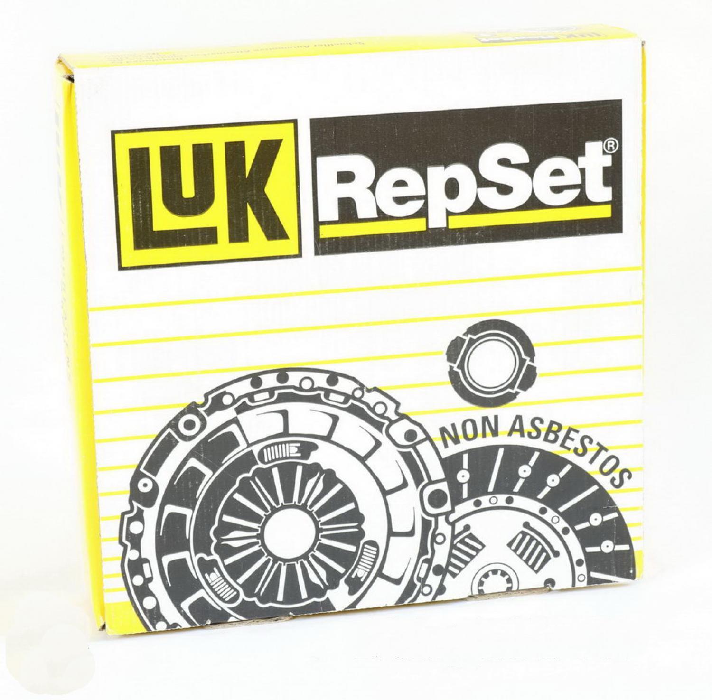 Kupplungssatz LUK RepSet ohne Ausrücklager 624 3408 09
